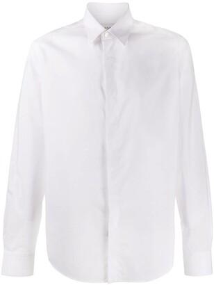 Lanvin Concealed Placket Shirt