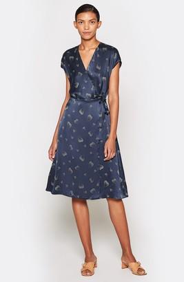 Joie Bethwyn B Silk Dress