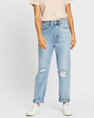 Articles of Society High Amy Mom Slim Jeans