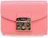 Furla Women's Bgz7arecr0 Leather Shoulder Bag