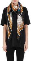 Givenchy Women's Ultra Paradise Floral Cashmere Scarf