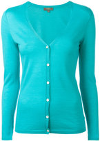 N.Peal cashmere button up cardigan - women - Cashmere - XS