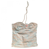 Marc Jacobs Turquoise Cotton Top