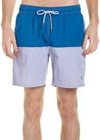 Mr.Swim Mr. Swim Colorblocked Swim Trunk