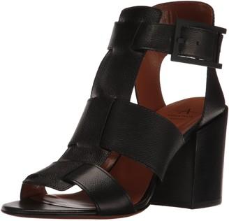 Aquatalia Women's Freesia Grainy Calf Dress Sandal