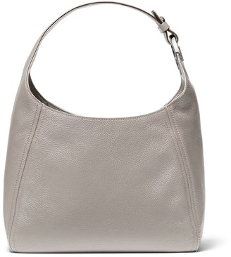 MICHAEL Michael Kors Fulton Large Pebbled Leather Shoulder Bag