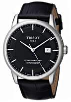 Tissot Men's T0864081605100 Luxury Analog Display Swiss Automatic Watch