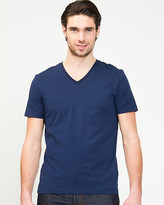 Le Château Stretch Jersey V-Neck T-Shirt