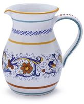 Sur La Table Nova Deruta Pitcher, 67 oz.