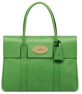 MULBERRY Bayswater glossy handbag 36cm