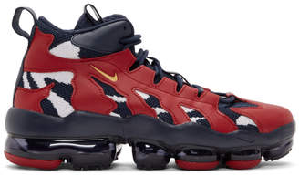 Nike Navy Vapormax Gliese Sneakers