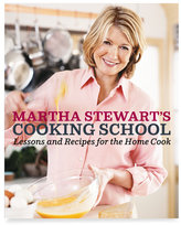 Martha Stewart Martha Stewart's Cooking School Cookbook