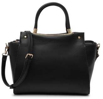 Urban Expressions Leather Convertible Tote