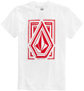 Volcom Men's Graphic Print T-Shirt