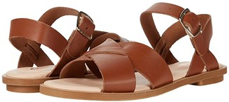 Clarks Willow Gild (Tan Leather) Women's Shoes