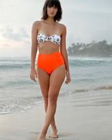 Verandah Shruti Halter Bandeau Bikini Top