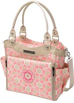 Petunia Pickle Bottom 'City Carryall' Glazed Canvas Diaper Bag