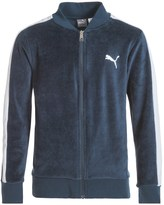 Puma Velour Jacket (For Big Boys)