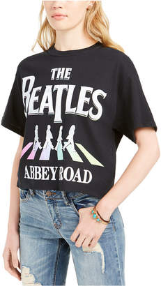 Love Tribe Juniors' Beatles Abbey Road Graphic T-Shirt