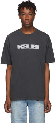 Ksubi Black Sign Of The Times T-Shirt