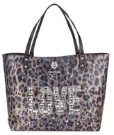 Love Moschino Leopard Printed Tote