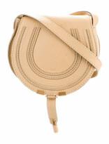 Thumbnail for your product : Chloé Mini Marcie Crossbody Bag Yellow