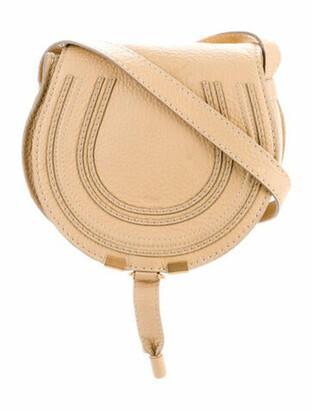 Chloé Mini Marcie Crossbody Bag Yellow