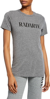 Rodarte Radarte Logo Graphic Tee