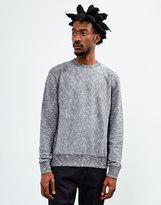Wood Wood Larry Sweatshirt Grey