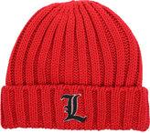 Zephyr Louisville Cardinals Wharf Cuff Knit Hat