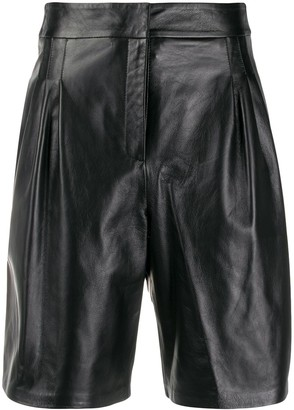 16Arlington high-waisted shorts