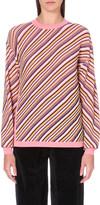 Aalto Striped wool jumper