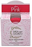 Luster's Pink Edge Smoother Gel Coconut Oil/Shea Butter 2 oz (Pack of 12)