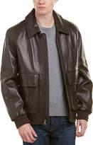 Andrew Marc Coles Leather Coat