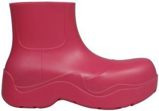 Bottega Veneta Puddle Rubber Boot