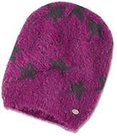 S'Oliver Girl's 73.409.92.30 Starred Hat,(Manufacturer Size: 51-53)