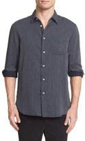 Rag & Bone Men's Beach Stripe Shirt