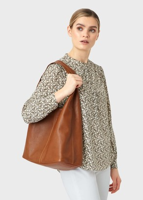 Hobbs Lula Leather Hobo Bag