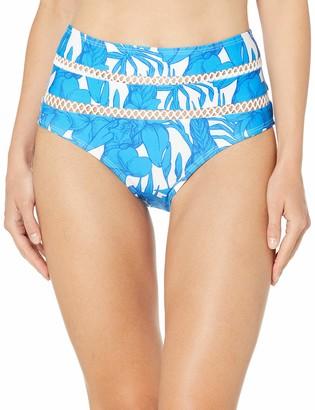 Athena Women's High Waist Bikini Bottom