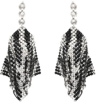 Isabel Marant New Nile embellished mesh earrings