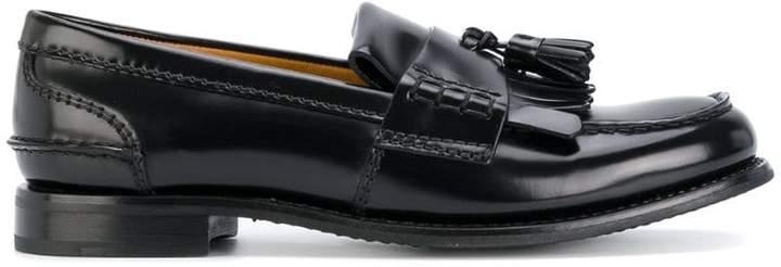 Church's Omega Bicoloured loafers
