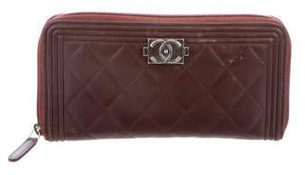 9289d780171ea3 Chanel Zip Bag - ShopStyle
