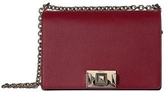 Furla Mimi Small Crossbody (Ciliegia) Handbags