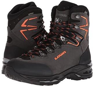 Lowa Ticam II GTX (Anthracite/Orange) Men's Shoes