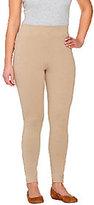 Liz Claiborne New York Regular Hepburn Ponte Knit Ankle Pant