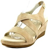 Anne Klein Womens Pawel Open Toe Casual Platform Sandals.