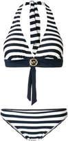 MICHAEL Michael Kors striped bikni set