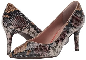 Rockport TM75MMPTH Plain Pump (Multi Snake Leather) Women's Shoes
