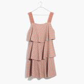 Madewell Ace&JigTM Simone Stripe Dress