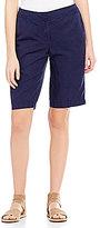 Eileen Fisher Walking Flat Front Shorts